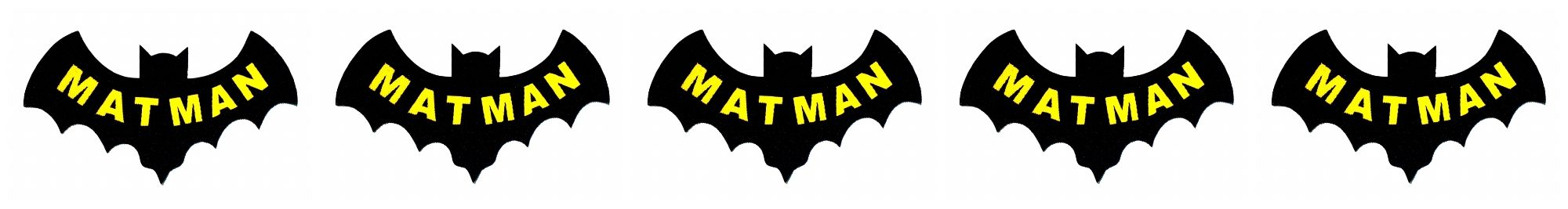 Welcome to   MATMAN MATS