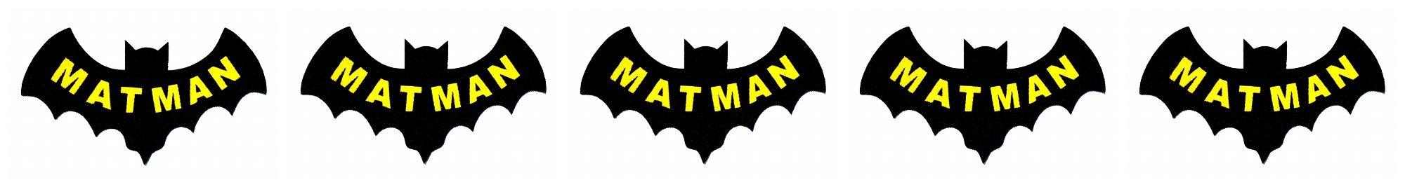 Welcome to   MATMAN MATS