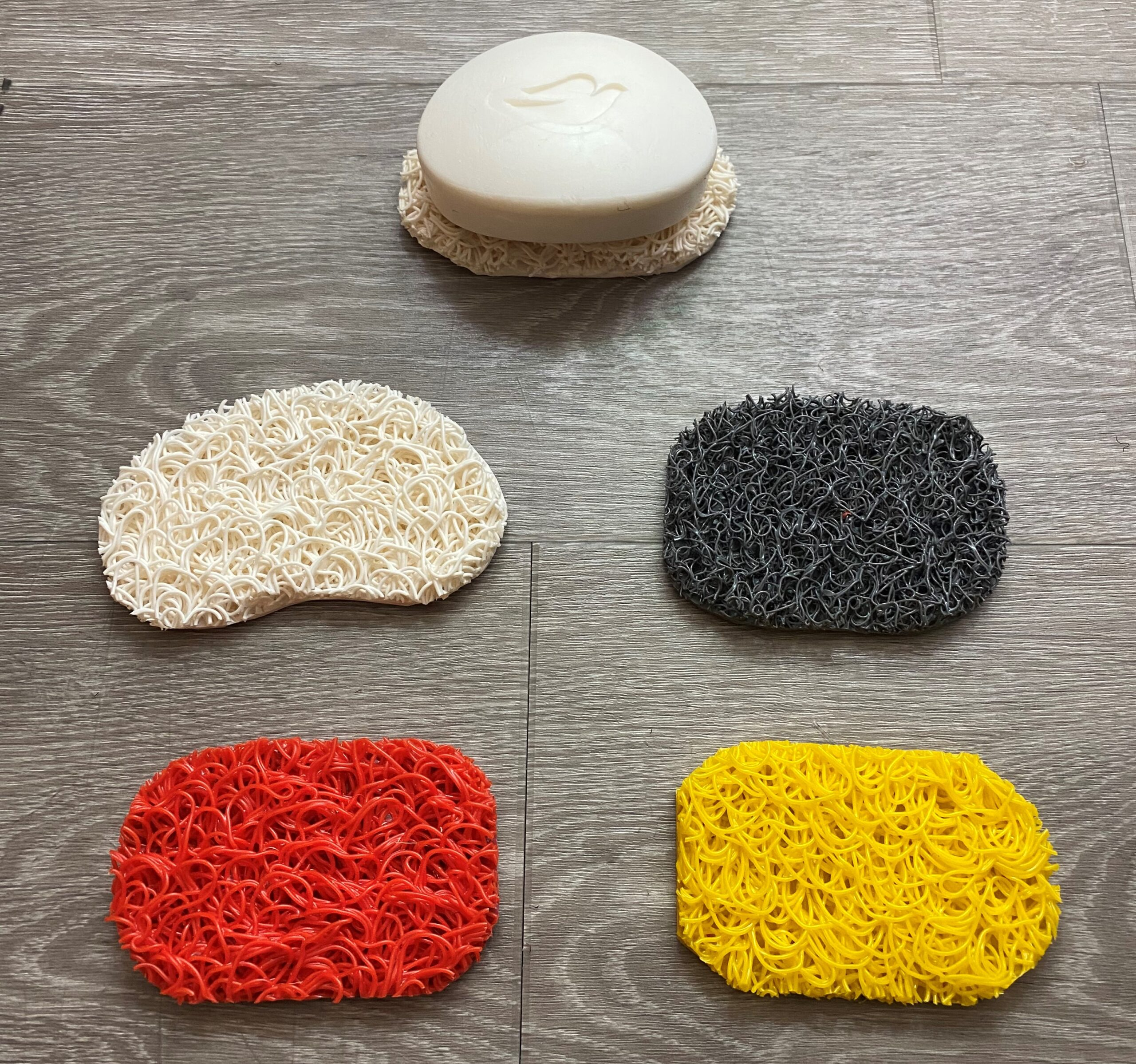 soap mats