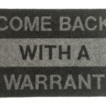 COME BACK W WARRANT