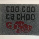 COOCOO CACHOO - on grey
