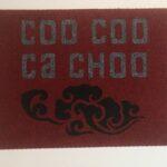 COOCOO CACHOO - on red