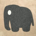 ELEPHANT-RAW CUTOUT-grey w large white eye (2)