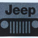 JEEP - FULL - black on grey